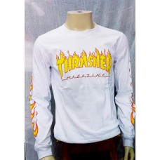 Full Sleeve thrasher magazine T-Shirt