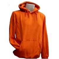 Red Hoodie Orange