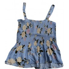 Blue top for girls