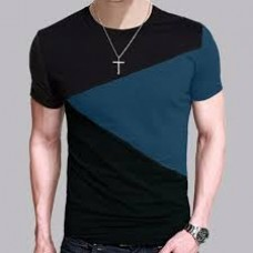 Black and blue tshirt
