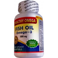 Fish Oil Omega -3 100 mg