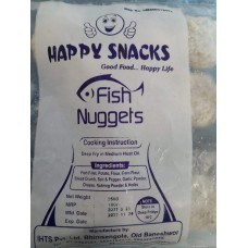Fish Nuggets 250 gm