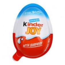 Kinder Joy Eggs - Boy