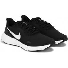 Black and white nike shoe